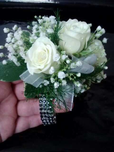 Bling Wrist Corsage By Superior Hy Vee Corsages