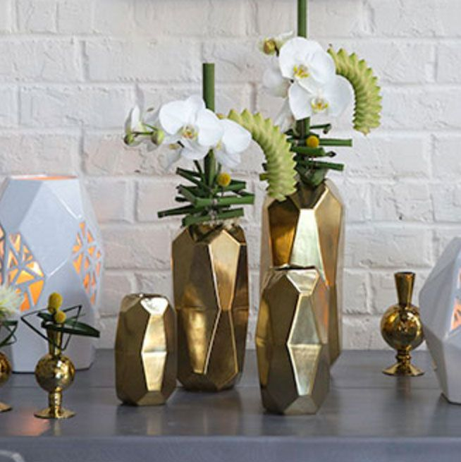 Looking For Modern Gold Wedding Containers Check Out This
