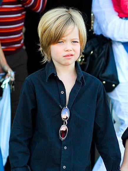 13 Best Images About Shiloh Jolie Pitt On Pinterest Brad
