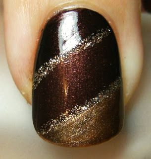 The Sparkle Queen: Thanksgiving and Fall Nail Art {Ideas and Tutorials}:
