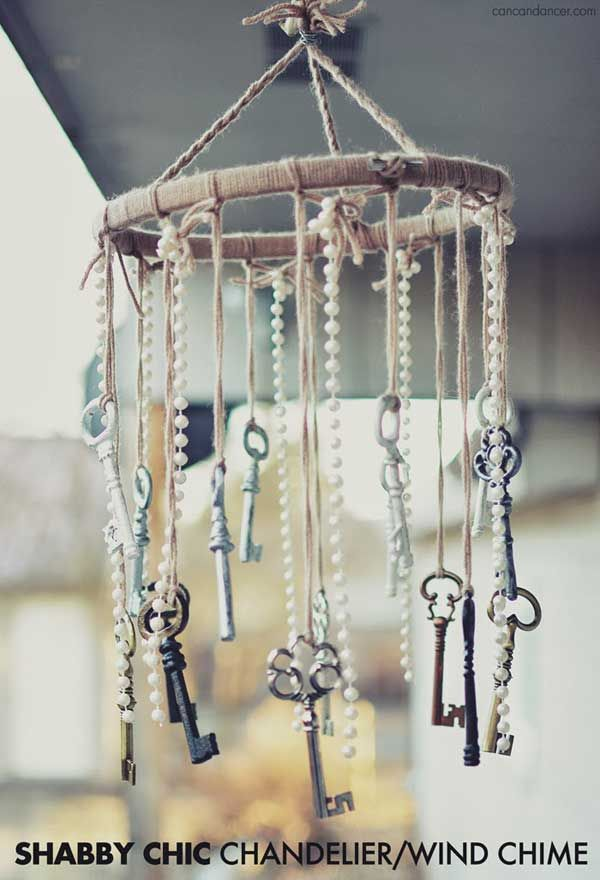 25 Best Ideas About Seashell Wind Chimes On Pinterest