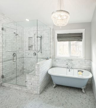 25 Best Ideas About Clawfoot Tub Bathroom On Pinterest