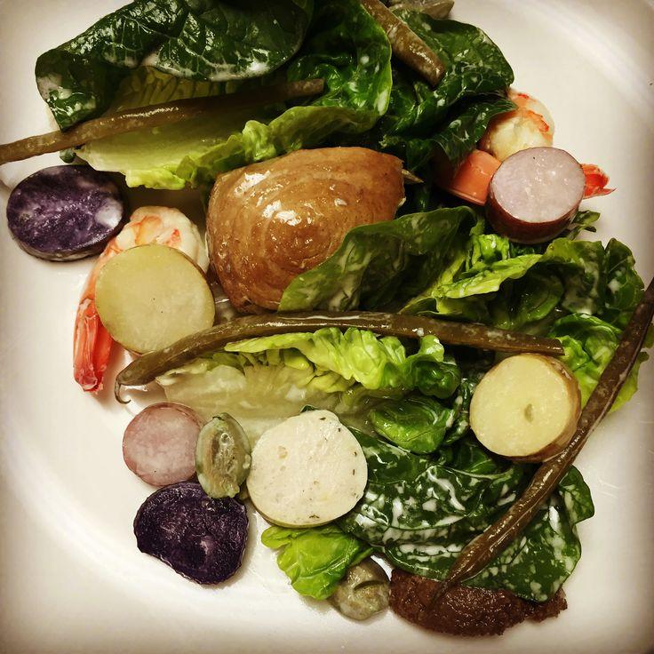 Niçoise salad My kitchen Pinterest Salads