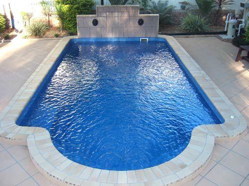 Love This Shape- Grecian Pool