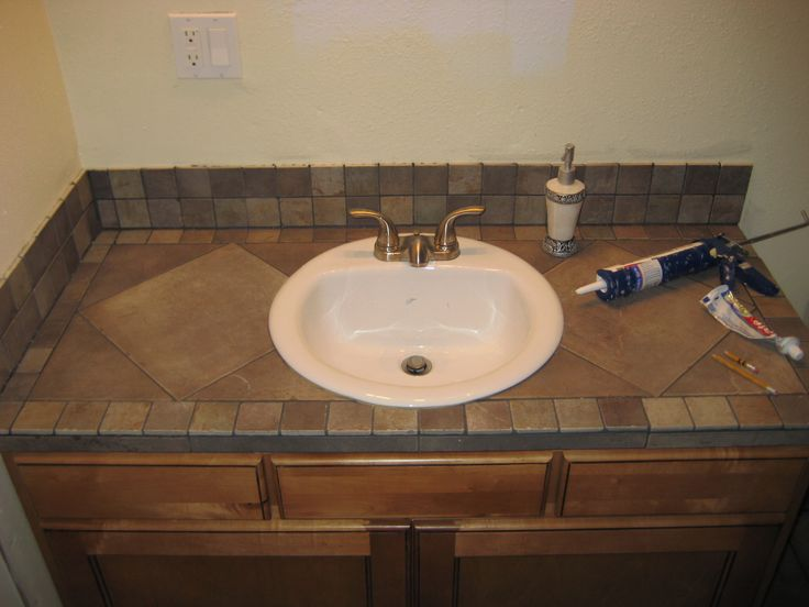 17 Best Images About TILE COUNTERTOPS On Pinterest