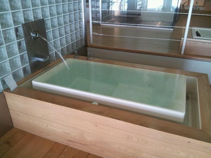 Overflow Bathtub