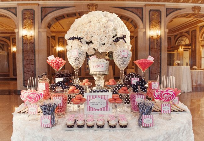 What You Need To Know Before Making A Wedding Candy Bar