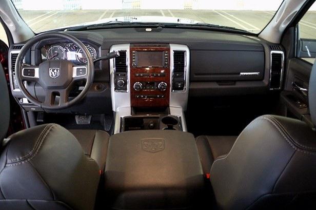 4x4 Lifted 2010 Dodge 2500 Ram