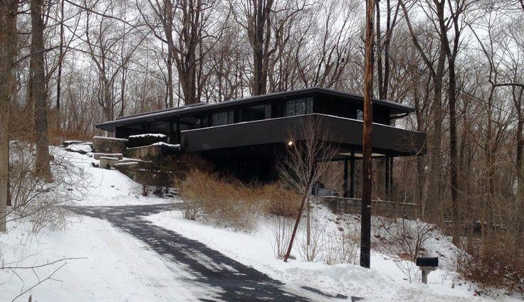 Usonia Homes Is A Planned Community By Frank Lloyd Wright