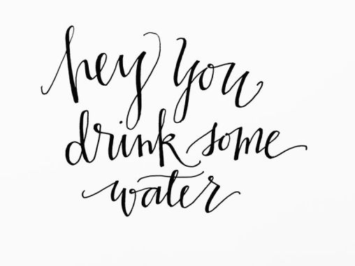 Image result for drink water quotes