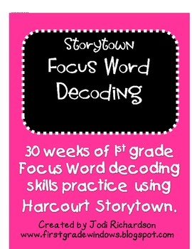 10 Best Images About Harcourt Storytown