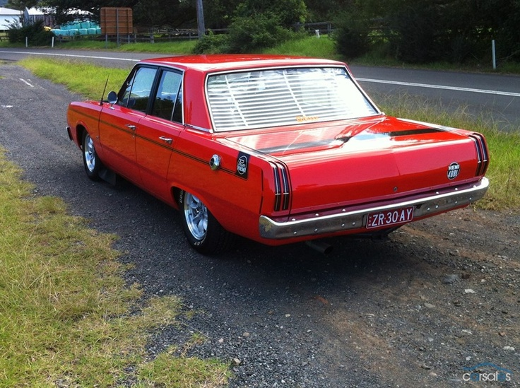 1969 Chrysler Valiant Pacer VF Regal Valiants with Pace