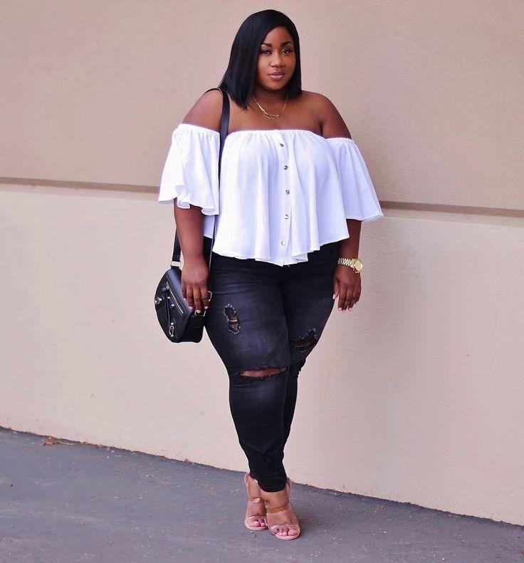 Plus Size Fashion for Women - LACE N LEOPARD: Domino Sparkle