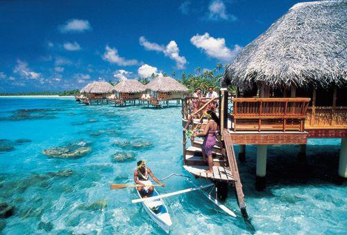 Tahiti!