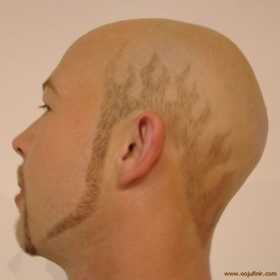 32 best images about shaved haircuts on pinterest patriots hair tattoos and men s shorts