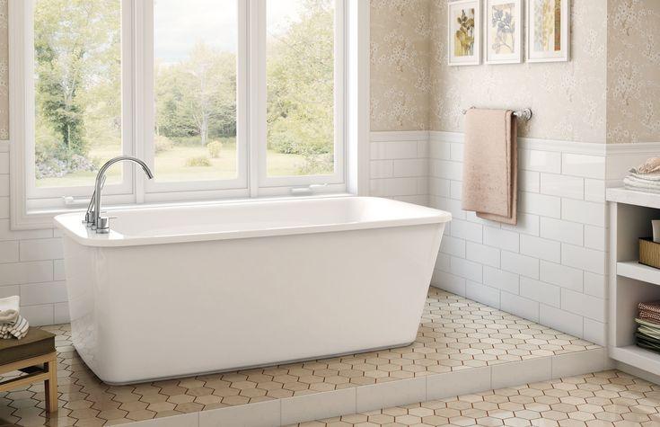 Master Bath Bathtub Idea Like Dimensions Lounge Freestanding Bathtub MAAX Bath Inc