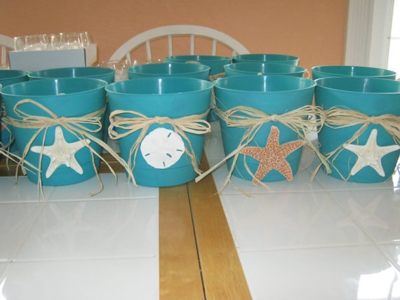 10 Best Images About Beach Themed Table Decorations On