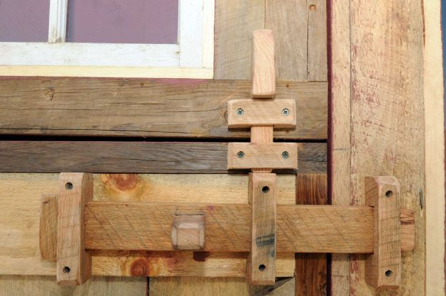 Old Rustic Wooden Door Latches - Google Search