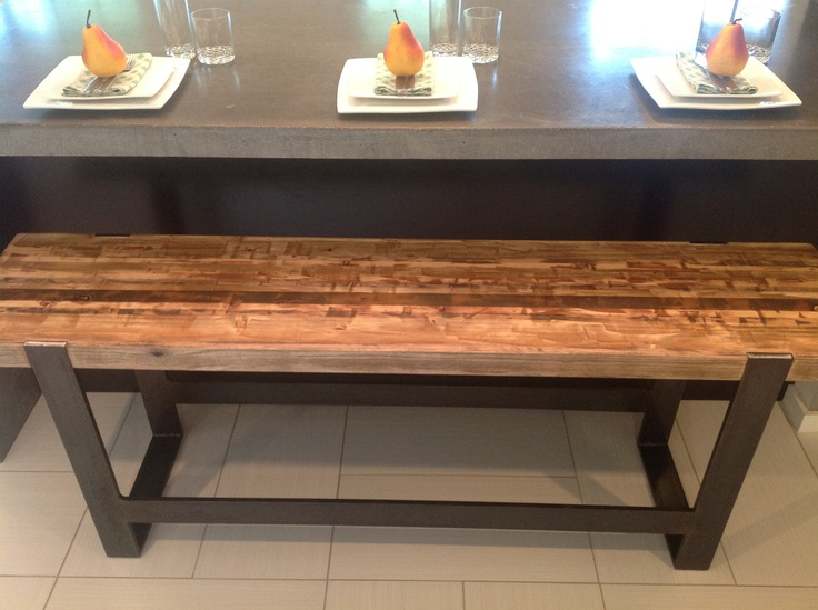 Bar Height Dining Table Bench WoodWorking Projects Amp Plans