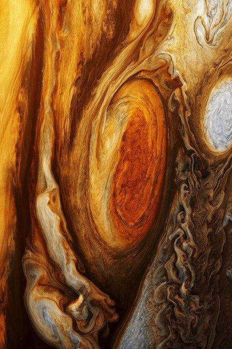 The Great Red Spot of Jupit