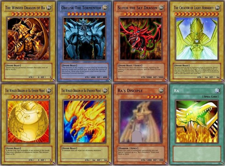 Buying Free Yu Gi Oh God Cards YuGiOh God Cards By