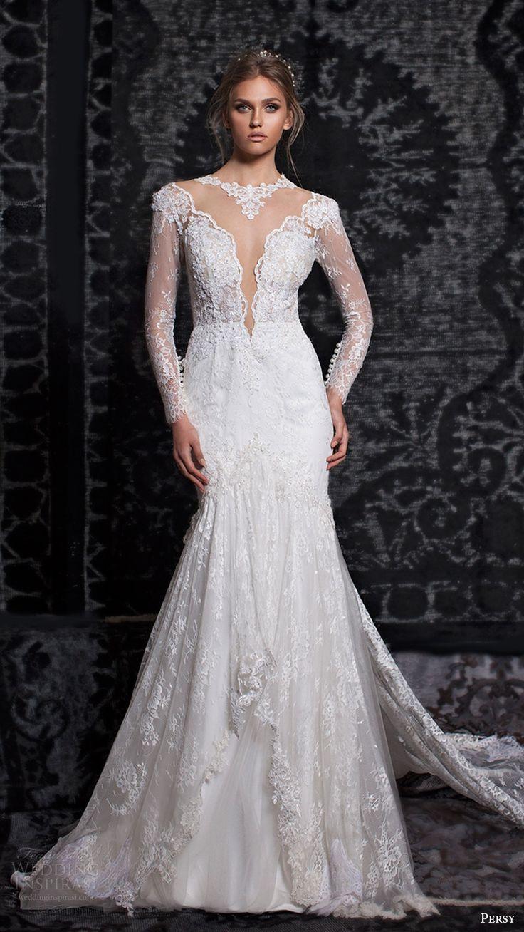 """Persy Fall 2016 Wedding Dresses — """"Bohemian Gypsy"""" Bridal"""