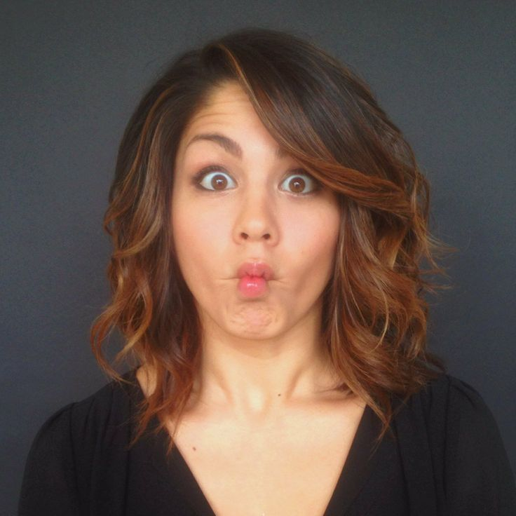 Megan Batoon Hair Hairspiration Pinterest Her Hair