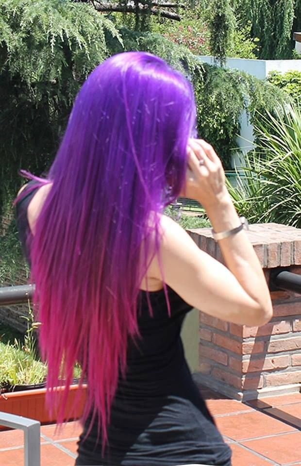 Pauli Paus Ridiculously Gorge ManicPanic Color Melt Try