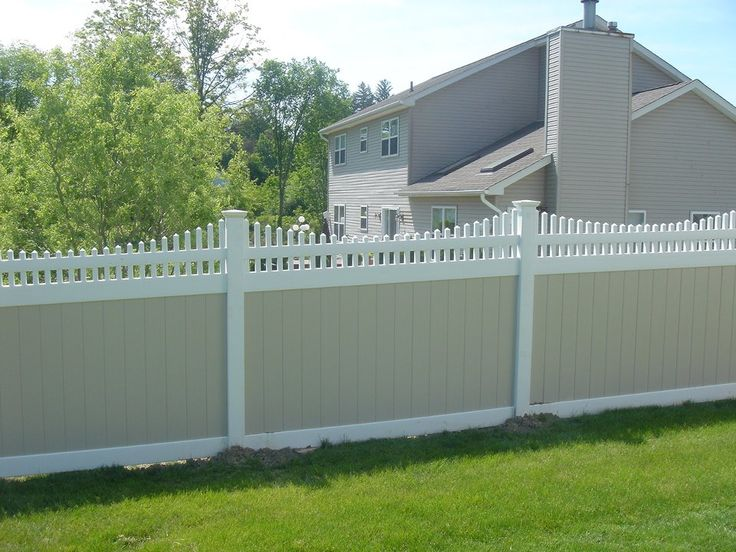 1000+ Images About Cheap PVC & WPC Fence On Pinterest