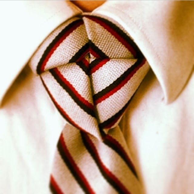 Image result for cool knot ties