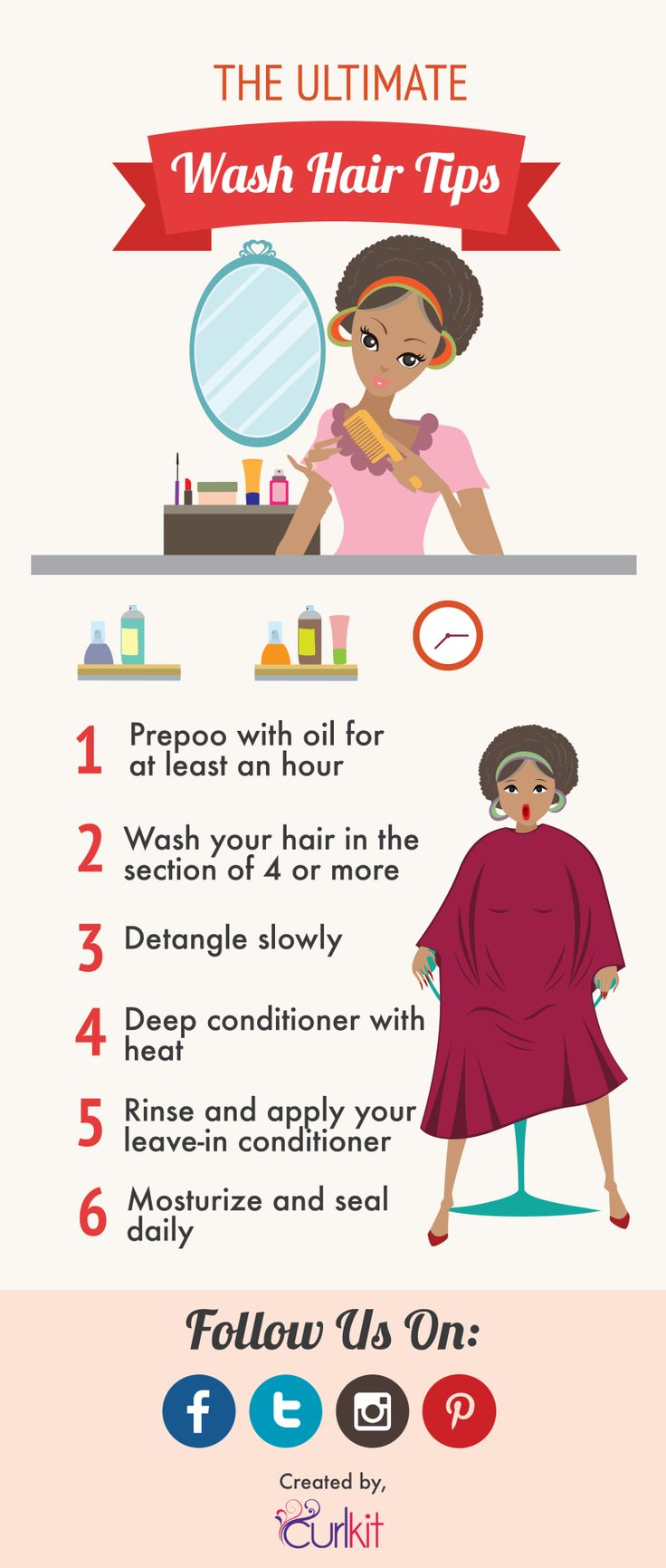 The Ultimate Wash Day CheckList 6 Tip to get you the Wash