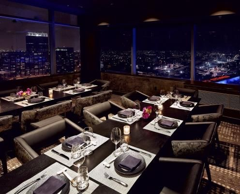 WP24 Los Angeles Downtown Restaurant Menus And Reviews