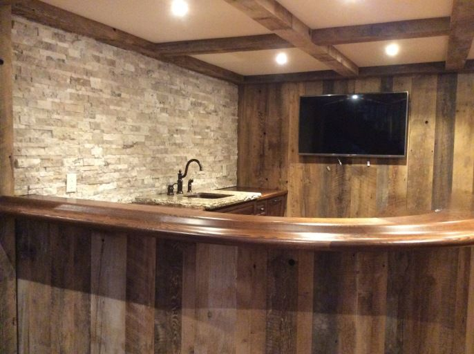 1000+ Images About Curved Home Bars On Pinterest