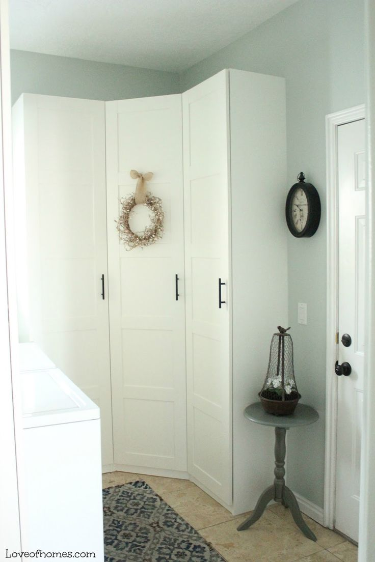 Laundry Room Mudroom Ikea Pax System Ideas For The