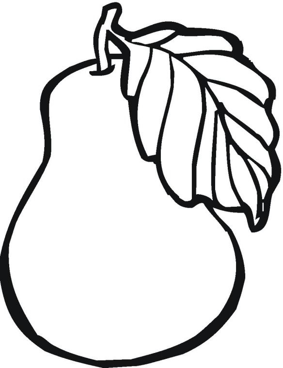 1000 ideas about fruit coloring pages on pinterest