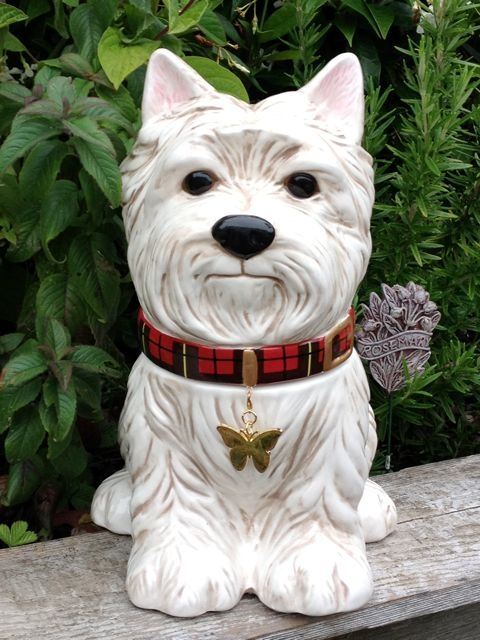 A New Westie Cookie Jar From Neiman Marcus Will Be Full