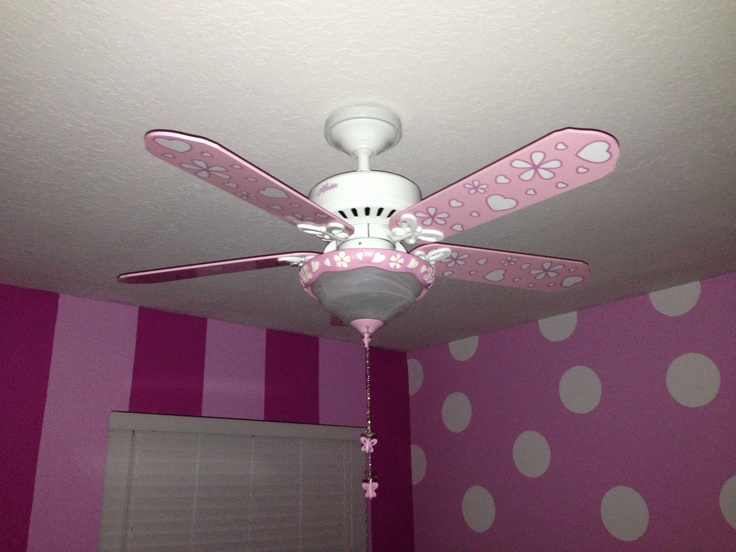 Ceiling Fan In Jasis New Minnie Mouse Room Too Cute Hunter Fan From Home Depot Lilly