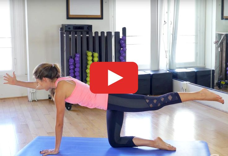 Because doing continuous crunches (and throwing in a plank or two) gets old fast.