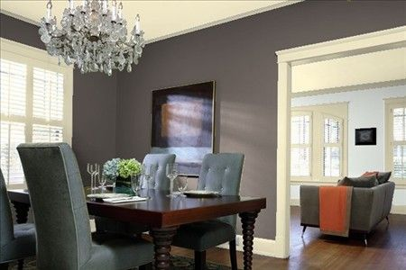 Benjamin Moore Silhouette For The Home Pinterest