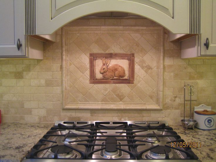 10 Best Images About Decorative Backsplash Over Cooktop On