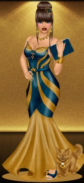 17 Best Images About Glamour Diva Clipart On Pinterest Covet Fashion Clip Art And Gowns