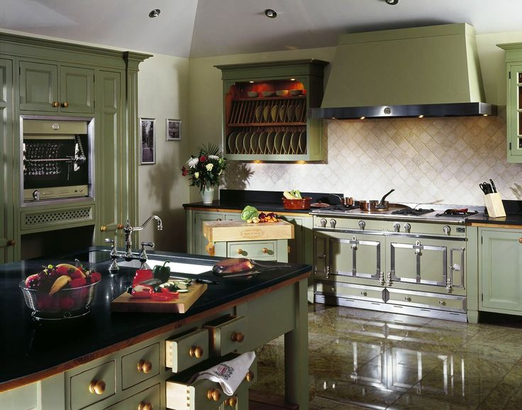 Le Chateau 150 591 DF Cooker Colour Pistachio Green