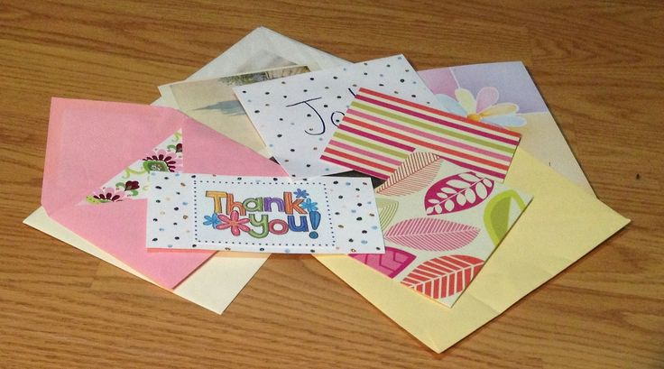 Goodbye cards termination activity therapy ideas