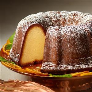 Brazilian Style Pound Cake Recipe From Eagle Brand