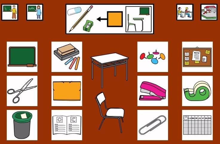 Cosas de la clase La escuela Pinterest