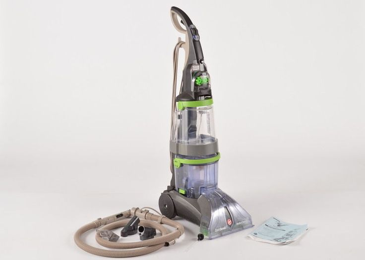 Hoover Dual Carpet Cleaner Instructions Functionalitiesnet