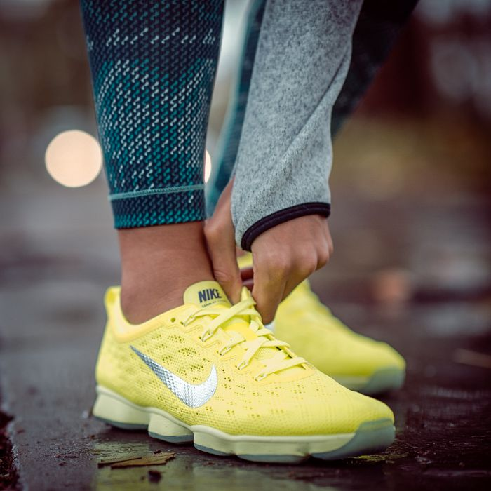 Nike Women's Zoom Fit Agility Training Shoe available at DICK'S Sporting Goods.