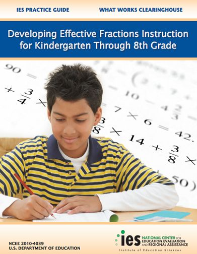 237 Best Images About Fractions ModelsConcepts On