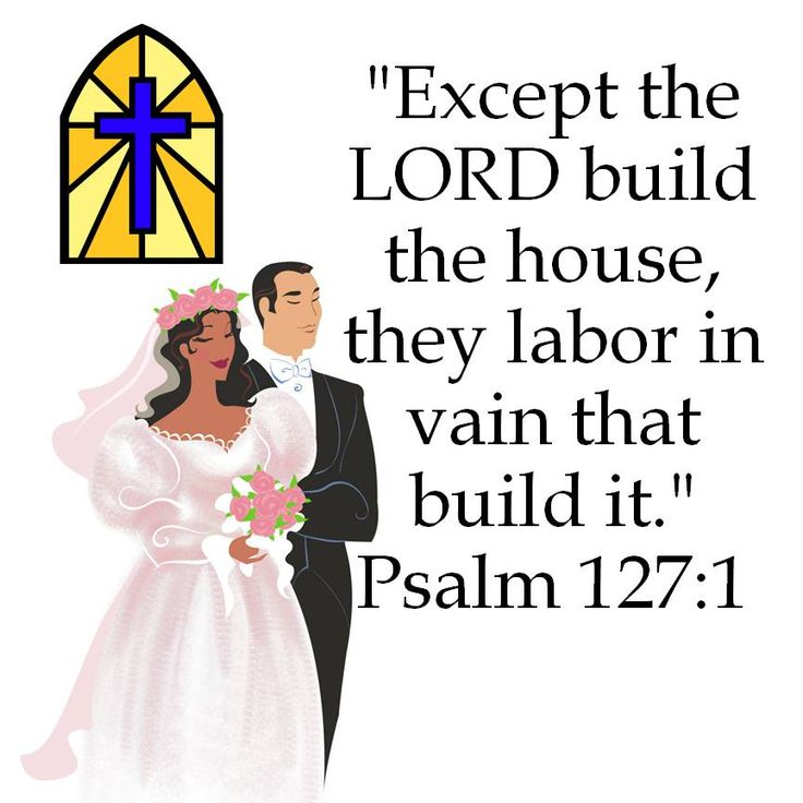 Christian wedding wishes inspirational messages for