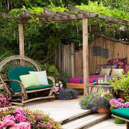 jardins paisagismo decoração de area externa (3):